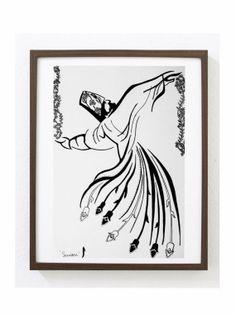 Semazen - Spiritual Art