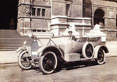 1914 Italia 50-70 hp