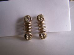 Industrial Steampunk Coils by Adrian Adeline Balboa on Etsy