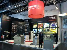 Hitachi Europe GmbH at Interpack 2014