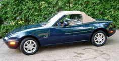 1994 Mazda Miata M Edition 5sp manual ~ so pretty and so fun