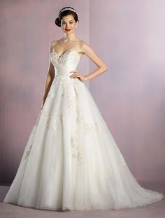 4c3f29dae5c Alfred Angelo Bridal Style 256 (Snow White) from Disney Fairy Tale Bridal