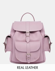 Grafea+Leather+Hari+Backpack+in+Lilac