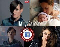 Daily Gaydar! Jenna Wolfe and Stephanie Gosk welcome a baby girl, Tatiana Maslany's new role, and Christina Ricci's new film.  http://www.curvemag.com/Curve-Magazine/Web-Articles-2013/Daily-Gaydar-Jenna-Wolfe-and-Stephanie-Gosk-welcome-a-baby-girl-Tatiana-Maslanys-new-role-and-Christina-Riccis-new-film/