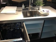 Klein keukenblok handige indeling