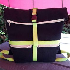 Bookish Tatoo sur Instagram: Après bon nombre d'heures de couture et énormément de plaisir à le réaliser, voilà mon sac à dos Troïka, de Sacôtin. Le premier mais…