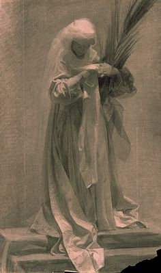 classical drapery art - Google Search