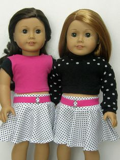 Hey, I found this really awesome Etsy listing at https://www.etsy.com/listing/206870645/18-inch-doll-clothes-made-to-fit