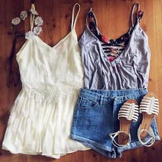 Daily New Fashion : Cute Summer/Spring Dresses