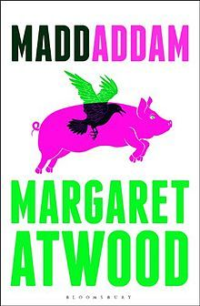 """MaddAddam is the third of the """"flood"""" trilogy."""