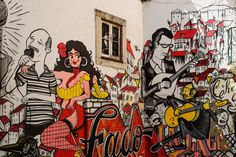 17 images that prove Lisbon has the world's greatest street art | Via Matador | 26/05/2015 THE STREETS OF LISBON are an open-air museum, full of ephemeral creations that change faster than we think. You don't need to go to the suburbs or abandoned places to enjoy amazing graffiti. These authentic pieces of art can be found even within the historical center of the Portuguese capital. #Portugal