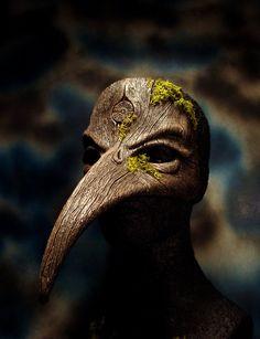 http://elhieroglyph.tumblr.com/post/10412750273/darkface-revised-bird-beak-mask-by-gorillaeye