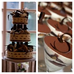 Best wedding cake ever.Tiramisu cake and martini glasses by Pistacia Vera. Vegan Wedding Cake, Cool Wedding Cakes, Chocolate Torte, Vegan Chocolate, Chocolate Chips, Pistacia Vera, Vegetable Cake, Torte Recipe, Wedding Cake Alternatives
