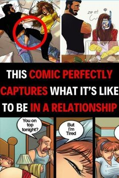 No one captures the look of everyday love better than Catana Chetwynd, the artist behind Catana Comics, who makes comics about her relationship. Wtf Funny, Hilarious, Funny Fails, Funny Jokes, Catana Comics, Relationship Red Flags, Relationship Memes, Couples Comics, How To Make Comics