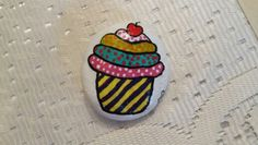 77 Najlepsich Obrazkov Z Nastenky Pebbles And Stones Cupcake