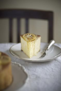 juicy sour lemon cake