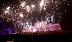 Celebrating Romanian New Years Eve 2014 in Bucharest