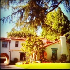 Casa Walsh - Filming location for Beverly Hills 90210 (fangirl squeee!)