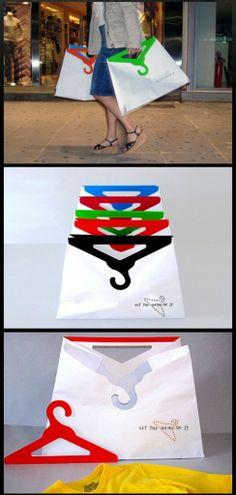 creatividads | 45 ejemplos de bolsas comerciales creativas
