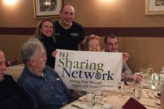 #Organ Transplant Group Kicks-Off Donate Life a Month with Fundraising Dinner - Parsippany Focus: Organ Transplant Group Kicks-Off Donate…