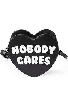 Nobody Cares Handbag [B] | KILLSTAR