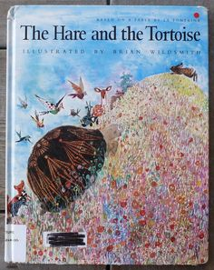 Another classic picture book in the *giveaway series to celebrate my 4th blogiversary. Illustrator: Brian Wildsmith Publisher: Oxford University Press, 1966 Ages: 3-7 Themes:hares, tortoises, fabl…