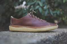 Clarks Vulco Arrow in Brown