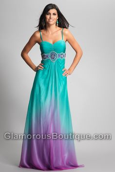 so our colors will be turquoise and purple... something like this ...