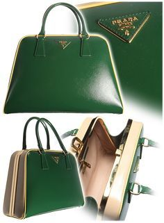 Investing in a classic designer (Prada) bag with strong structure. @yourbag.yourlife http://yourbagyourlife.com/