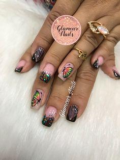 Glamour Nails, Pandora Charms, Nail Art, Beauty, Beautiful, Pretty Nails, Short Nail Manicure, Nail Manicure, Kids Hair Styles