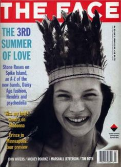 The Cover that changed it all. #Katemoss