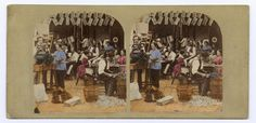 Stereo-mania - Stereocard entitled 'The Making of Stereographs'
