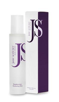 Jane Scrivner Skin Drink Frankincense Hydrating Mist 100ml