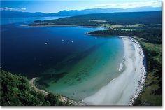 Looks like Hawaii...but it's not! Hornby Island, British Columbia.
