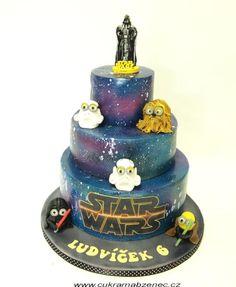 Minion Star Wars - Cake by Renata