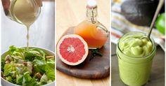 Respetar la dieta será mucho más fácil: ideas de vinagretas y aderezos