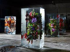 Yes, there's something better than a bouquet of flowers, and that's a frozen bouquet of flowers. This series titled ICED FLOWERS comes from artist Azuma Makoto, who is famous for his botanical work, including last year's project that saw him launch a bonsai into space. This icy flower exhibition is located in an abandoned warehouse […]