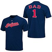 Cleveland Indians Team Dad T-Shirt by Majestic Athletic - MLB.com Shop