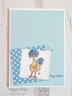Hey, Chick by Stampin' Up!