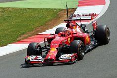 Jules Bianchi completa 89 vueltas en el F14 T