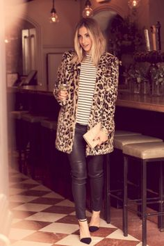 nice 62 Animal Print Outfits for Women https://attirepin.com/2017/12/31/62-animal-print-outfits-for-women/