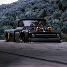 #chevrolet #c10 #low @the_kyza Follow us @BaggedTruck  Sponsor @droppedlower -- -- -- -- -- #chevy #trucks #rims#ratrod #hotrod #slammed #snow#snowboard #ski #3100 #snowmachine#sled #chevy #GMC #ratrod #hotrod#ClassicsFamily #Custom
