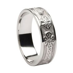 Celtic+Cross+Wedding+Ring+Size+4.5