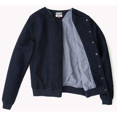 Lightweight Denim Jacket (3,160 MXN) ❤ liked on Polyvore featuring outerwear, jackets, jean jacket, lightweight denim jacket, light weight denim jacket, lightweight jackets and denim jacket