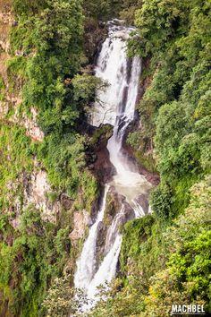 Cascada de Naolinco Pueblo de Naolinco Veracruz México by machbel