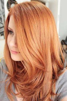 Cute Strawberry Blonde Hair