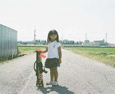 長能豐一 的搞怪 兒童攝影 ,愛女Kanna化身百變女伶! | DIGIPHOTO-用鏡頭享受生命