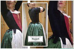 mis mangas Aragon, Backless, Victorian, Dresses, Regional, Girls, Fashion, Folklore, Vestidos