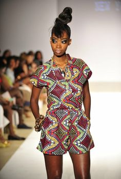 Africa Fashion Week | New York 2013
