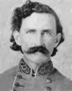 Major General Edward Cary Walthall, CSA  (1831 – 1898)